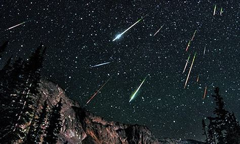Meteor Shower Time August 12th by The Meteor Shower Perseids 2016 Rosie Daccache Greenarea Me