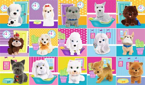 puppy in my pocket puppy in my pocket miniature figures to collect and
