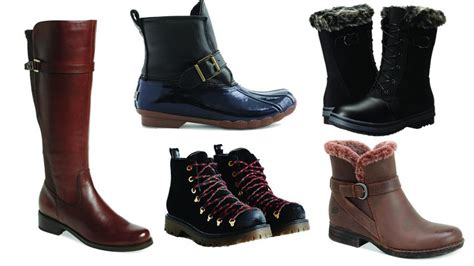 10 Pairs Of Designer Boots by 10 Pairs Of Snow Boots That Aren T So Washingtonian