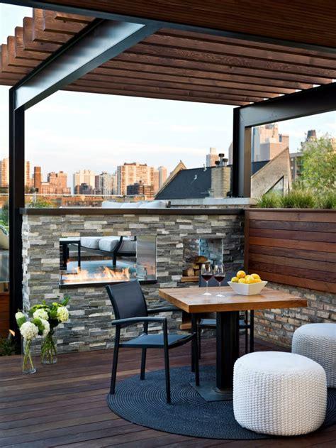 imagenes terrazas urbanas decorar terrazas urbanas para el relax y el confort