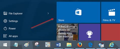 install windows 10 upgrade app how to update apps installed from store in windows 10