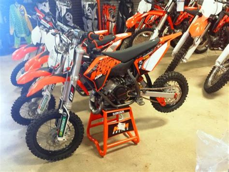 Mini Trail Ktm 50sx Orange mini trail ktm 50cc sx jual motor ktm mx jambi kota