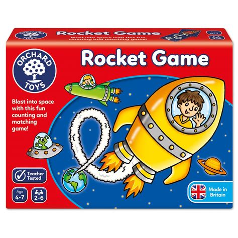 Orchard Toys by Orchard Toys Rocket Sensory Oasis For