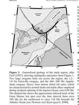 ontario geofish western quebec seismic zone part 2 ontario geofish western quebec seismic zone part 3