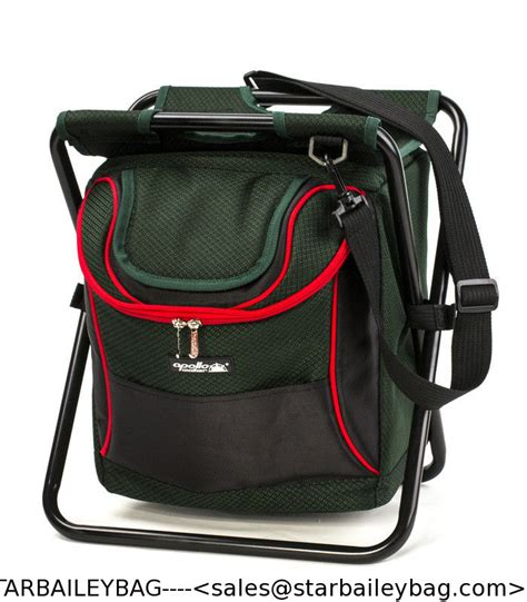unique design lunch picnic cooler bags with stool wholesale