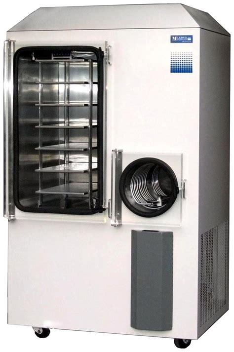 tissue bank freeze dryer facilitates stabilization of