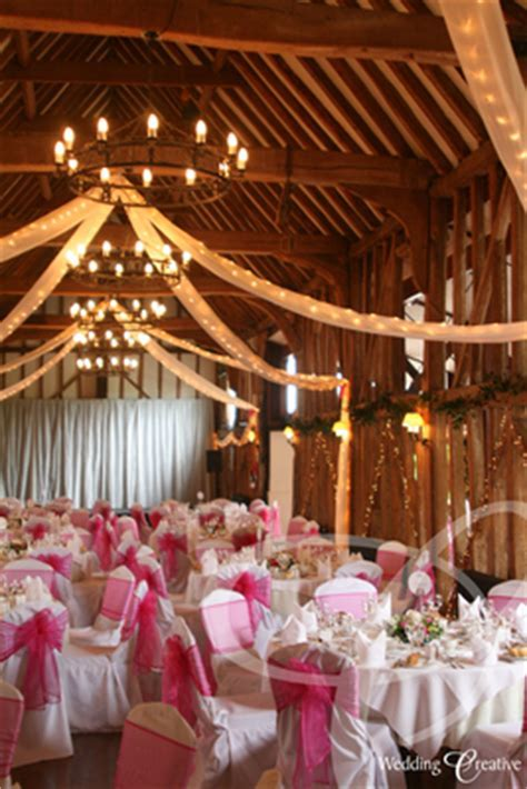 Pining for a Barn Reception? Barn Decor Ideas to Inspire