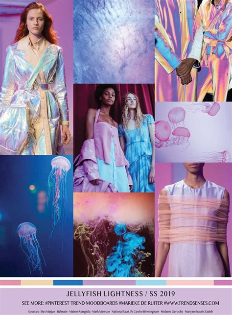 fashion vignette trend trendsenses jellyfish
