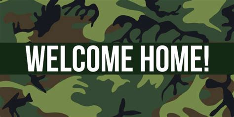 design your own welcome home banner design your own welcome home banner yard lawn signs for