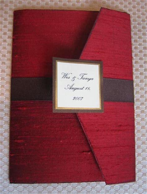 diy silk wedding invitations diy silk invites inspiration project wedding forums