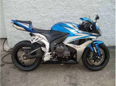 honda cbr600rr for sale 2007 honda cbr600rr for sale on 2040 motos