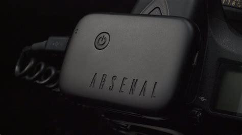 arsenal camera finally someone s bringing an intelligent camera