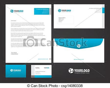 Vectors Of Stationery Template Pack 01 I Am Using Adobe Illustrator Csp14080338 Search Clip Stationery Template Illustrator