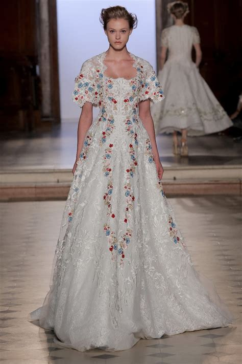And Tony Plan Summer Wedding by Summer 2017 Tony Ward Couture