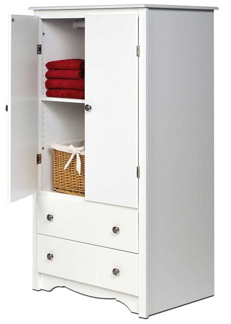 Wide Armoire by 3 Discount Wood Wardrobe Armoire With Consumer Reviews