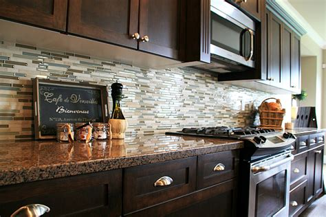 backsplash tile for kitchen 12 unique kitchen backsplash designs