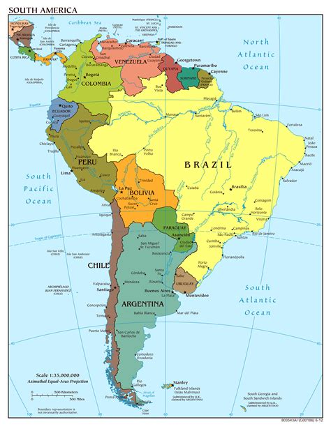 south america map directions maps of south america and south american countries