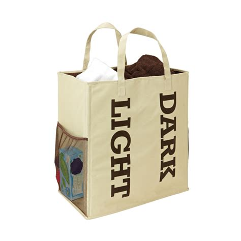 lights and darks laundry basket laundry her totes