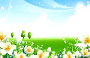 cool floral design free ppt backgrounds for your