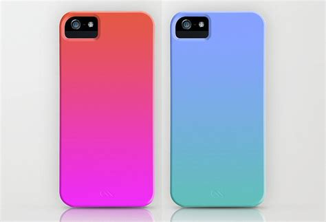 ombre phone cases popsugar tech
