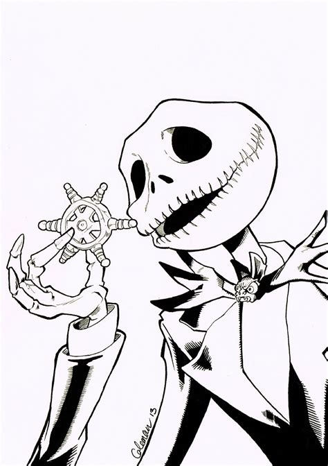 zero from nightmare before christmas coloring pages swingin the lead december 2013