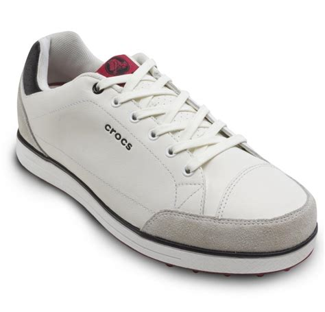 croc golf shoes crocs karlson spikeless golf shoes 4 color options all