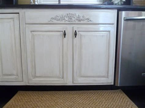how to distress cabinets yourself 1000 ideas about distressed kitchen cabinets on