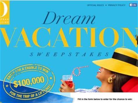 O Magazine Sweepstakes - the o magazine 100 000 cash spectacular sweepstakes