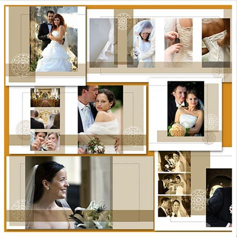 Digital Wedding Album Layout by Wedding Album Design Template 57 Free Psd Indesign
