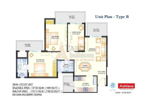mulberry floor plan mulberry floor plan ashiana mulberry floor plan 2 bhk