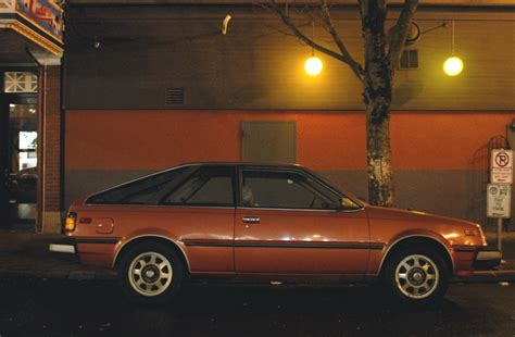 nissan datsun 1982 old parked cars 1982 datsun nissan sentra hatchback