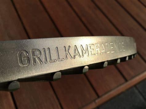 Feuerschale Gusseisen Oder Stahl by Grillrost Gusseisen Oder Edelstahl
