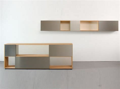 Horizontal Wall Cabinet With Sliding Doors Wandregal By Wall Cabinets With Sliding Doors