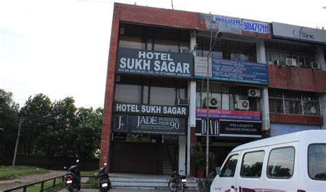 hotel sukh sagar sector   chandigarh hotel reviews
