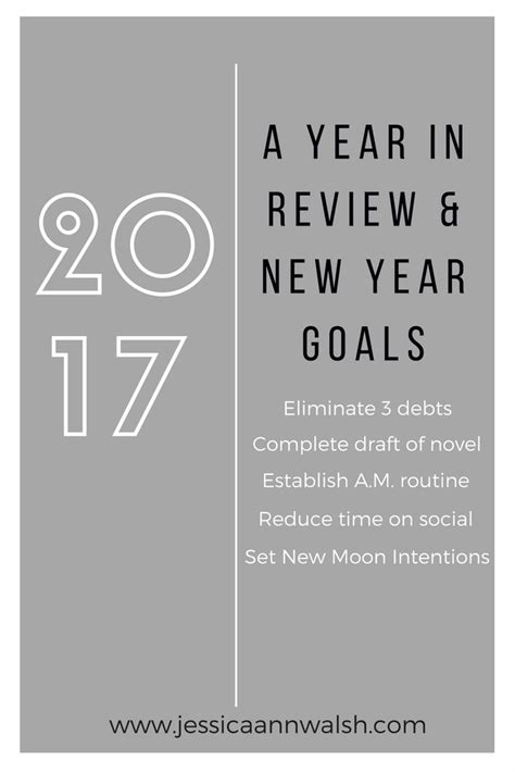 new year 2016 review a year in review new year goals a walsh