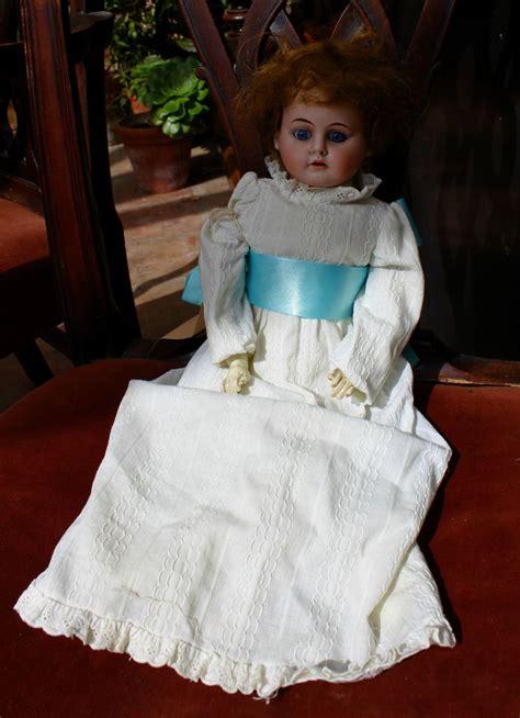 bisque dolls ebay uk antique german bisque heubach doll 1902 16 quot ebay