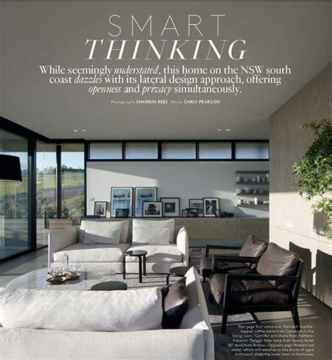 Furniture Magazine Australia by Press Poliform Australia