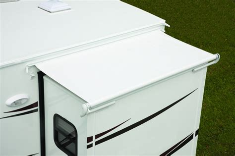 slide awning dometic deluxe 84 quot slide topper rv awning
