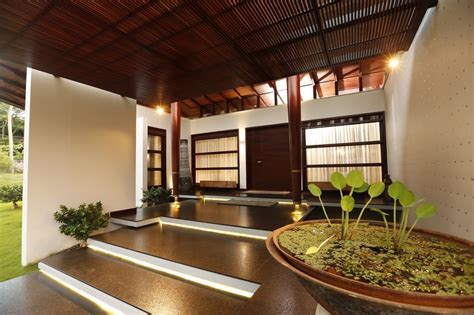 Green Valley Residence, Kochi by FAHED  ARCHITECTS