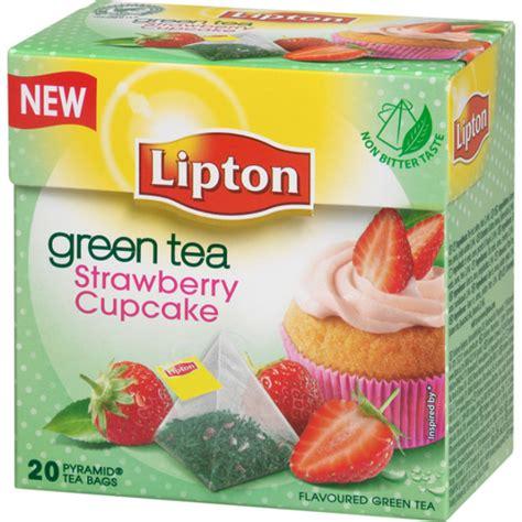 Teh Lipton Strawberry buy lipton green tea strawberry cupcake from sweden