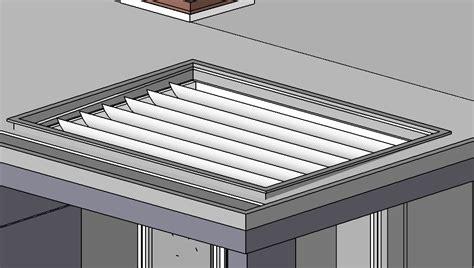 horizontal curtain wall revit revitcity com nested array in louvres