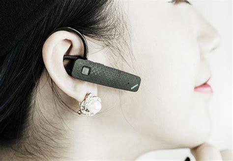 Ad2507 Ear Hook Stereo Wireless Headset S015 Black Kode Gute2373 remax bluetooth headset rb t7 black jakartanotebook