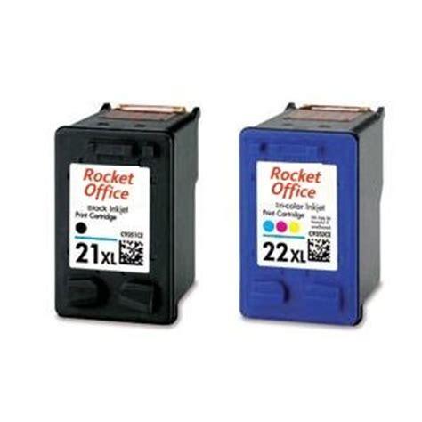 Printer Hp F370 hp 21xl black 22xl colour remanufactured ink cartridge for hp deskjet f370 f375 f380 f390 3920