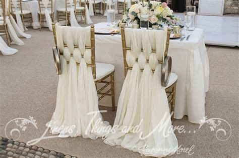 Chic romantic blush amp gold wedding d 233 cor at the fiesta americana linens things and more