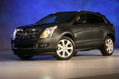 Cadillac Srx 2009 by Detroit 2009 2010 Cadillac Srx Photo Gallery Autoblog