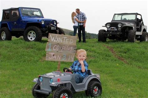 Jeep Baby Jeep Baby Announcement Jeeps Trucks