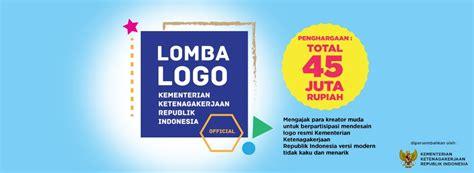 lomba desain logo perusahaan 2015 lomba desain logo resmi kemnaker cara ikutan