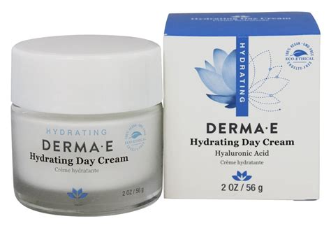 Dermae Hyaluronic Acid Creme buy derma e hydrating day creme with hyaluronic acid 2