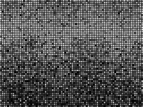 black and white horizontal mosaic background stock vector colourbox