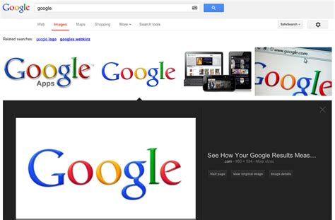google images won t expand google tests new image search interface